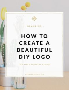 How to Create a Beautiful Logo for Your Small Business