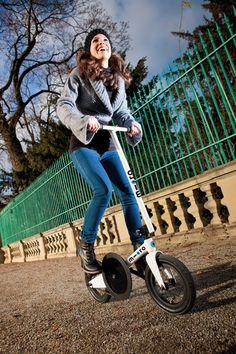 Micro Scooter Worldwide - The Headoffice Switzerland blog/view