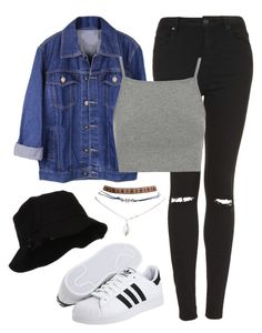 """Hanging out with SEVENTEEN (spring) // The8"" by berrie95 ❤ liked on Polyvore featuring Topshop, Wet Seal, Flexfit, adidas, seventeen, pledis, the8 and minghao"