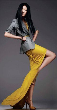 Vogue China ~ Stylist Portfolio Yi Guo
