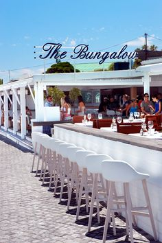 The Bungalow, Clifton - have been known to frequent because it is nearby though the crowd is not quite my scene