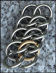 GSG, Chainmaille Tutorial -CGMaille
