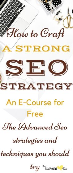 Beginner SEO Tips for Bloggers. Want to drive organic search traffic to your blog? This e-course is for bloggers and entrepreneurs who want to boost traffic for free through search engine optimization.|beginner SEO steps!