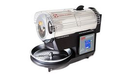 Coffee roaster for at home or as a sample roaster. Artisan control, drum roasting, bean and ambient temperature, automatic or manual. Best Coffee Roasters, Well Thought Out, Coffee Roasting, Coffee Drinks, Nespresso, Artisan, Air Supply, This Or That Questions, Drum