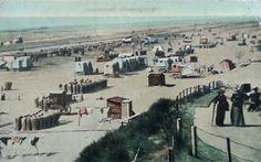 Zandvoort strandgezicht