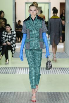Prada, Осень-зима 2015/2016, Ready-To-Wear, Милан