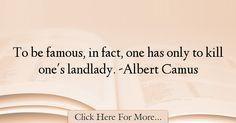 Albert Camus Quotes About Famous - 21068