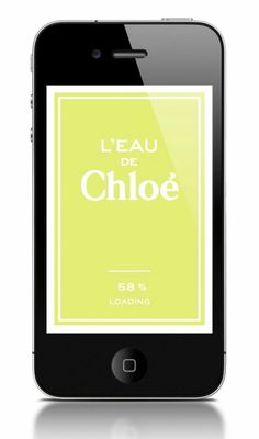 """This is """"Chloé iPhone App"""" by Pix Associates on Vimeo, the home for high quality videos and the people who love them. Mobile Application, Mobiles, Chloe, Iphone, Water, Mobile Phones"""