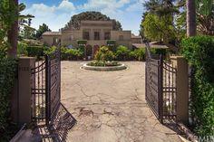 Rod Mckuen's mansion.