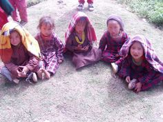 Himalayan Healthcare for 5000: Save Lives in Nepal. Young Nepali children