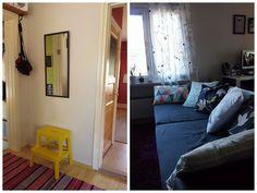Onni on matka - ei määränpää Couch, Furniture, Home Decor, Settee, Decoration Home, Sofa, Room Decor, Home Furnishings, Sofas