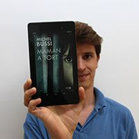 Digital Bookfaces of the Team! Arthur Darcet is the Back-end dev for Glose & Head Scout.