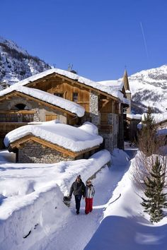 Val d'Isere French Alps