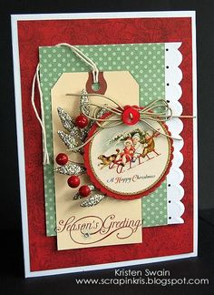 Pursuit of Craftyness: December 2009