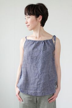 Image of Fog Linen Anna Top
