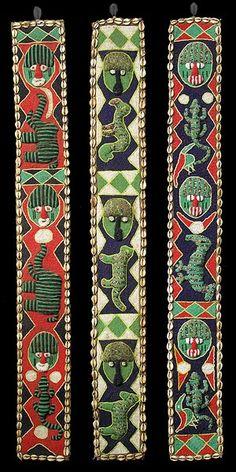 Yoruba Beaded Sashes 2