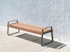 Exterior benches | Street furniture | preva urbana | mmcité. Check it out on…