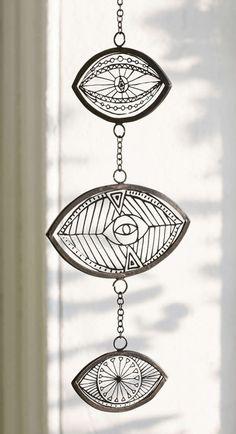 Glass Eye Mobile