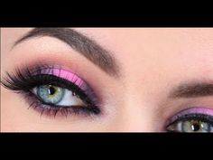 ▶ Smokey Pink Tutorial