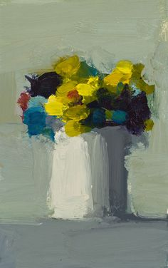 ❀ Blooming Brushwork ❀ - garden and still life flower paintings - Stanley Bielen