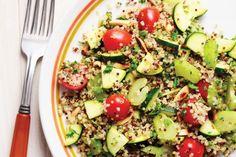 5 Deliciously Healthy Quinoa Recipes « Canadian Family