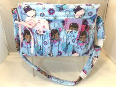 Doll size Doctor's Bag in Doc McStuffins and Friends with