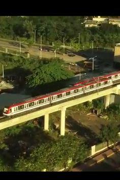 Tren en S D