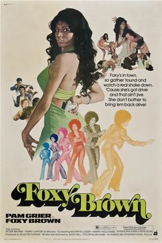 Foxy Brown 1974
