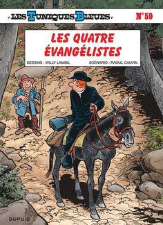 Les Tuniques Bleues tome 59 : une BD de Raoul Cauvin et Willy Lambil (Dupuis)