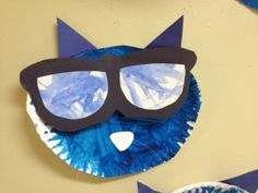 Pete the Cat and his sunglasses