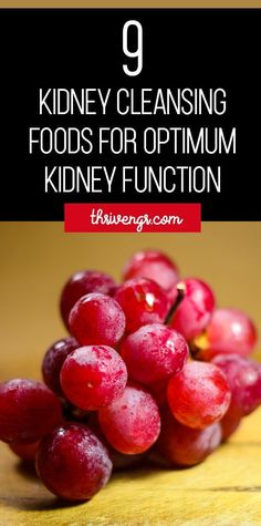 9 Kidney Cleansing Foods For Optimum Kidney Function #kidneycleanse In this article, we have 9 kidney cleansing food you should eat more often. #TurmericWaterForWeightLoss #TurmericSpice #NaturalColonCleanseDetox Natural Colon Cleanse Detox, Natural Detox Drinks, Kidney Detox Cleanse, Turmeric Curcumin Benefits, Full Body Detox, Fat Burning Detox Drinks, Healthy Detox, Healthy Kidneys, Stay Healthy