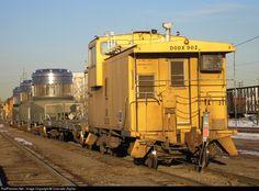 RailPictures.Net Photo: DODX 902 Dept of Defense Caboose at Denver, Colorado by Colorado Zephyr