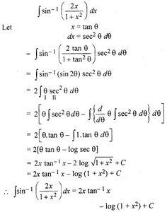 RBSE Solutions for Class 12 Maths Integration Miscellaneous Exercise Maths Formulas List, Algebra Formulas, Physics Formulas, Algebra Equations, Class 12 Maths, 12th Maths, Math Formula Chart, Math Tutorials, English Exam