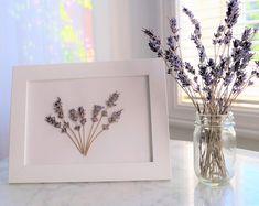 Room House Lavender Room Ideas Best Of Pressed Lavender Art Dried Lavender Bouquet Picture Frame How Lavender Room, Dried Lavender Flowers, Lavender Bouquet, Japanese Style Bedroom, Best Bedroom Colors, Purple Bathrooms, Cottage Style Decor, Flower Stands, Vases Decor