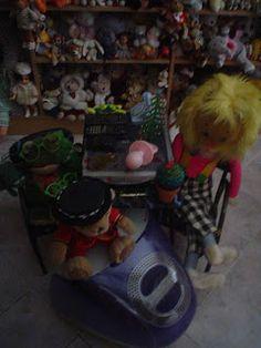 Una reliquia anteojitana de la década de los '70 recuperara para alumbrar en todos los sentidos del País Peluche.