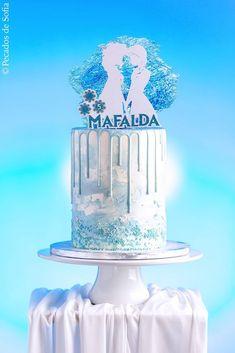 Bolo Frozen, Snow Globes, Birthday Cake, Desserts, Food, Decor, Frozen Party, Recipes, Tailgate Desserts