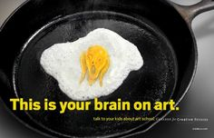 This is your brain on art…