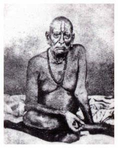 Swami Samarth Photo from 1860s