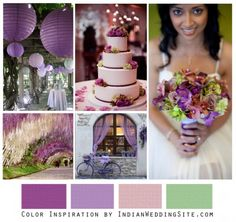 Indian-wedding-color-palette-wisteria-purple-violet
