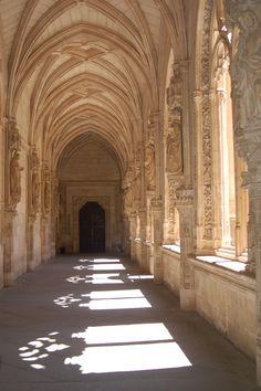 Monasterio de San Juan de los Reyes. Toledo, Spain. 2007