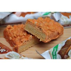"""""""Pumpkin on pumpkin on pumpkin.  #Repost from @questpumpkinpie.  Layered up with a graham cracker crumble crust, 21g of protein, and 4g net carbs, it's basically the perfect slice of pie.  CLICK the link in our profile page to pre-order now or go here: http://quest.to/pumpkinpieig. Bars begin shipping on Tuesday. #GetPumpkin #OnaQuest #CheatClean"""" Photo taken by @questnutrition on Instagram, pinned via the InstaPin iOS App! http://www.instapinapp.com (09/27/2015)"""