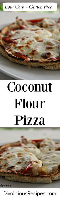 If you are looking for a gluten free and low carb pizza base, then this coconut flour and psyllium husk powder will keep you happy!