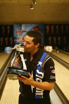 We are so proud of our very own Jason Belmonte for winning his first career major. 2013 Masters Champion!