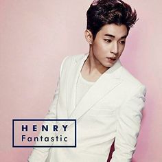 Henry prepares for Japanese debut with short PV for 'Fantastic' & jacket photos - Latest K-pop News - K-pop News | Daily K Pop News