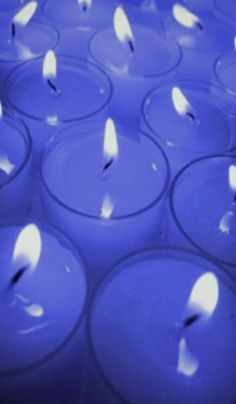 ~ periwinkle candles ~ღBlue Lovinღ