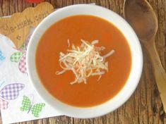 Lokanta Usulü Domates Çorbası Nasıl Yapılır? Restaurant Soup Recipe, Thai Red Curry, Soup Recipes, Ethnic Recipes, Food, Kuchen, Essen, Meals, Yemek
