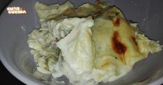 Ricetta Lasagna Carciofi Salsiccia E Mozzarella - Cuor di Cucina