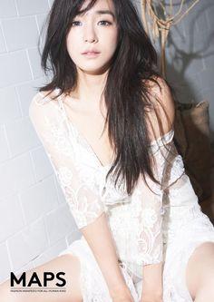 少女時代 ティファニー、妖艶な色気に視線集中…グラビアで大胆衣装に挑戦 - ENTERTAINMENT - 韓流・韓国芸能ニュースはKstyle