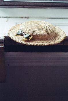 lovely chapeau
