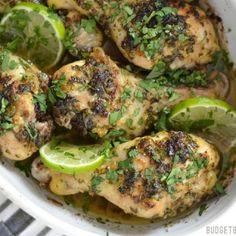Cilantro Lime Chicken Drumsticks